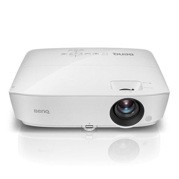 Benq America Corp. - Benq Projector Ms524ae White Svga;3300Lm;D-Sub X2; S-V, 2W Spk X1; Ao; Control T