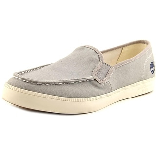 Timberland Newport Bay Moc Toe Canvas Loafer