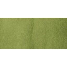 Moss Green - Natural Wool Roving .3Oz