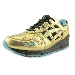 Asics Gel-Lyte III Youth Round Toe Synthetic Gold Running Shoe