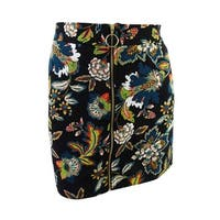 INC International Concepts Women's Ottoman-Knit Mini Skirt (16, Beautiful Wall) - beautiful wall - 16