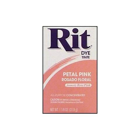 Rit Dye Powder 1 1/8oz Petal Pink