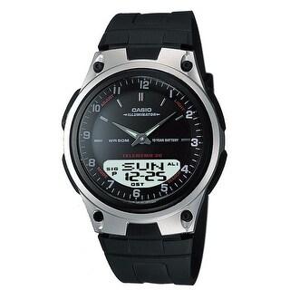 Casio Mens Forester Ana-Digi Databank Watch