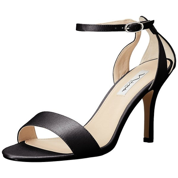 Nina Womens Venetia Open Toe Formal Ankle Strap Sandals