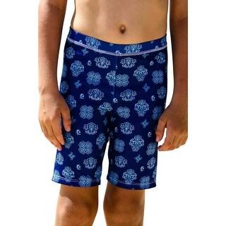 Sun Emporium Boys Navy Byron Bay Swim Jammers
