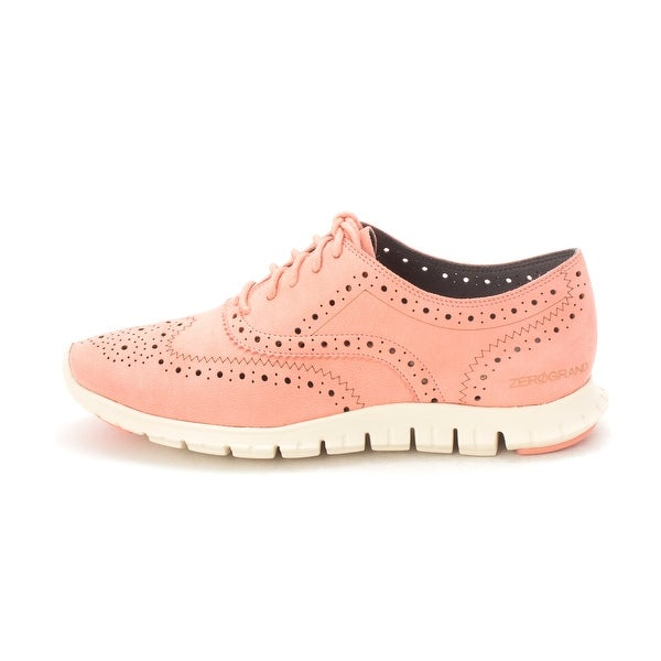 Cole Haan Womens Collettasam Low Top Lace Up Fashion Sneakers - 6