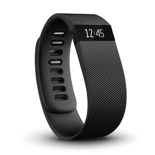 Fitbit FB404BKL Charge Wireless Activity Band, Large