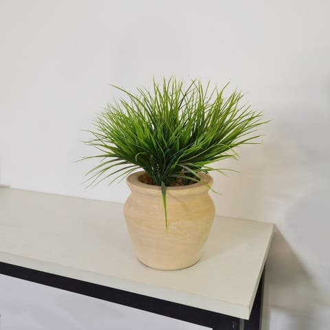Living Room Bedroom Simulation Artificial Plant Lucky Grass - N/A