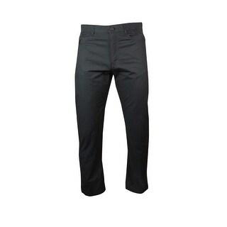 Calvin Klein Men's Straight Fit Dress Pants - 32wx30l