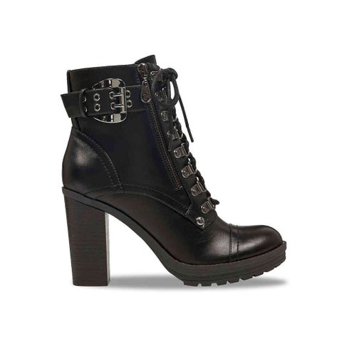G by Guess Womens Gimmy Closed Toe Mid-Calf Fashion Boots