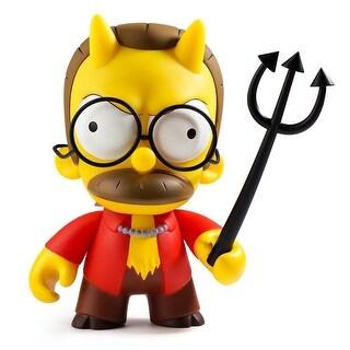 "The Simpsons Devil Flanders 7"" Vinyl Figure - multi"