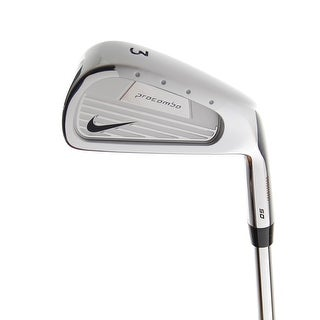 New Nike Forged Pro Combo 3-Iron True Temper Stiff RH