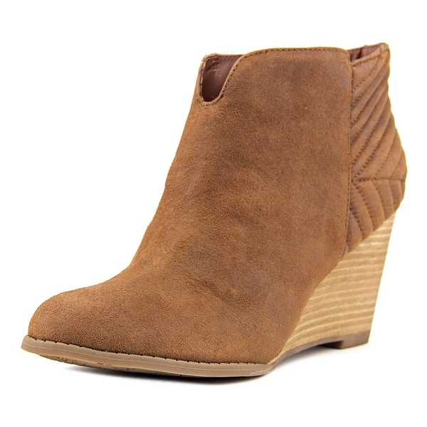 Camira Women Round Toe Synthetic Ankle Boot