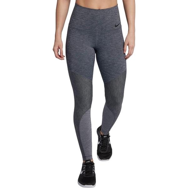 bd6d068e33 Shop Nike Womens Power Athletic Leggings Training Fitness - Free ...