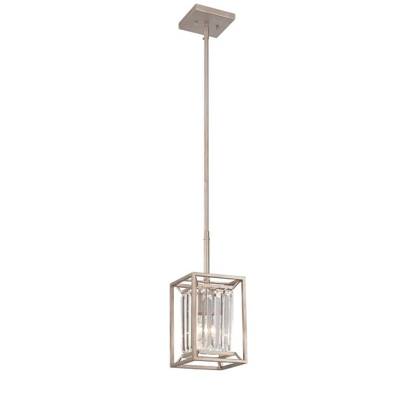 Designers Fountain 87430 Linares 1-Light Mini Pendant - n/a