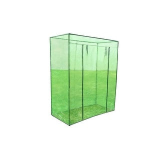 Link to Patio Greenhouse Powder Coated Steel Frame Tear-resistant Cover Garden Outdoor Similar Items in Gardening