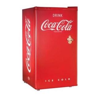 Nostalgia Rrf300Sdbcoke Refrigerator