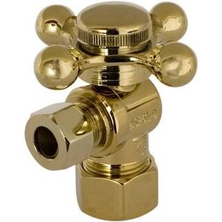 Monogram Brass MB-SVLV-500 Decorative Quarter-Turn Angle Stop