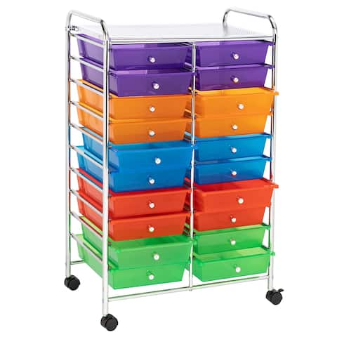 6/10/20-Drawer Organizer Cart