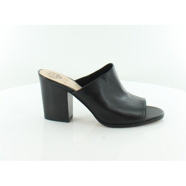 Vince Camuto Anabi Women's Sandals & Flip Flops Black