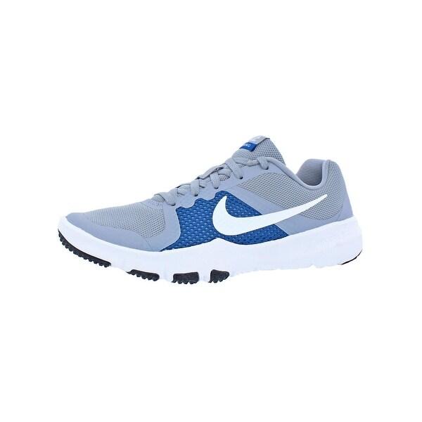141a19f3b338 Nike Boys Flex TR Control Running Shoes Big Kid Trainer - 6 medium (d)
