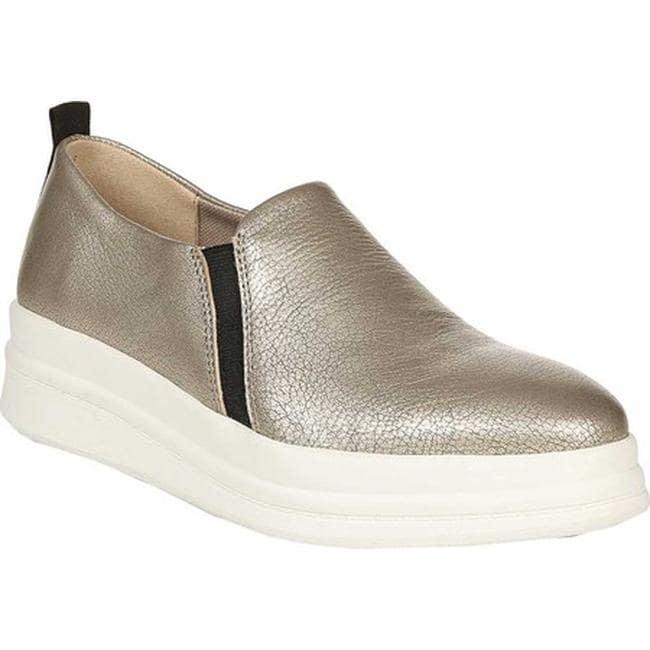 Sneaker Zinc Metallic Leather