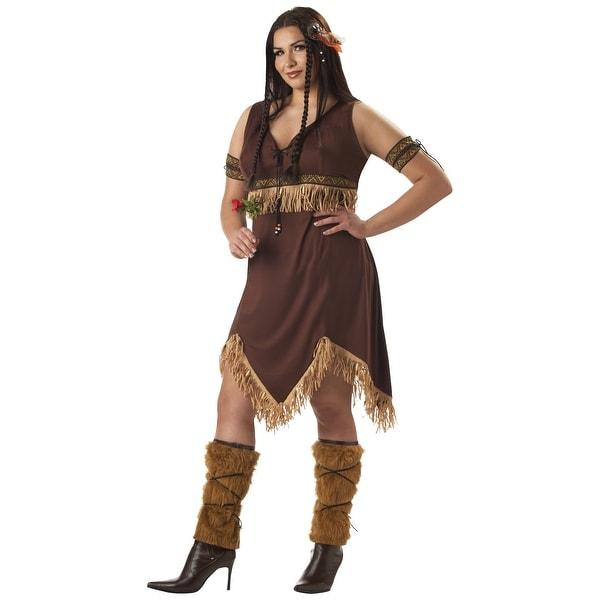 Plus Size Indian Princess Costume