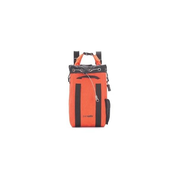 Pacsafe Travelsafe 15L - Orange Anti-theft Waterproof travelsafe