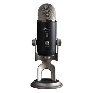 Blue 197541 Yeti Pro USB Studio Microphone with Software Bundle