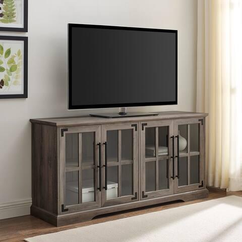 The Gray Barn 58-inch RusticTV Console