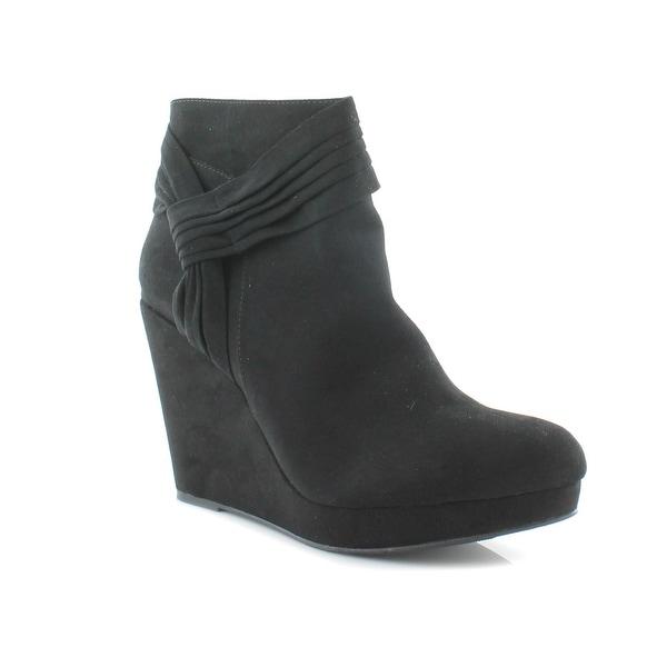 Thalia Sodi Chelaa Women's Boots Black