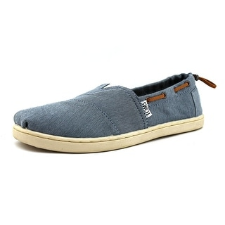 Toms Classic Round Toe Canvas Flats