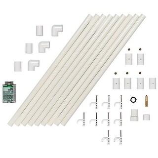 "Orbit 20070 Performance 12' PVC Mist Cooling System, 1/2"""