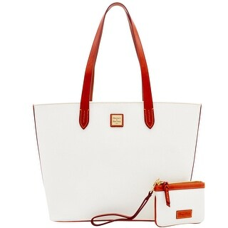 Dooney & Bourke Eva Large Zip Shopper & Medium Wristlet (Introduced by Dooney & Bourke at $268 in May 2017)