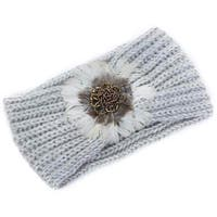 Mad Style Dove Feather Headwrap
