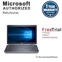 "Refurbished Dell Latitude E6430S 14.0"" Laptop Intel Core i5 3320M 2.6G 4G DDR3 1TB DVD Win 10 Pro 1 Year Warranty - Black"