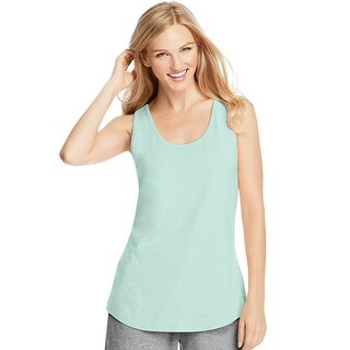 Hanes X-Temp Women's Performance Tank - Size - S - Color - Clean Mint