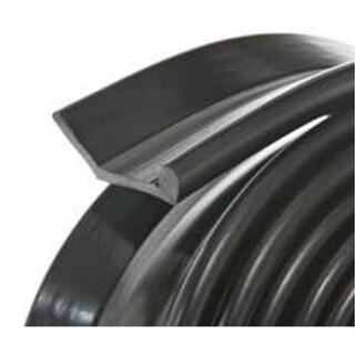 """Frost King G9H Rubber Garage Door Bottom Seal, 2-1/4"""" x 9', Black"""