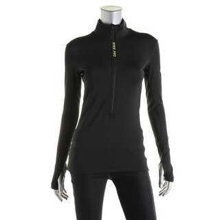 Nike Pro Womens Signature Running Pullover Top - XS