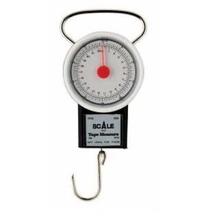 Berkley Tool Fish Scale W/Tape 50lb