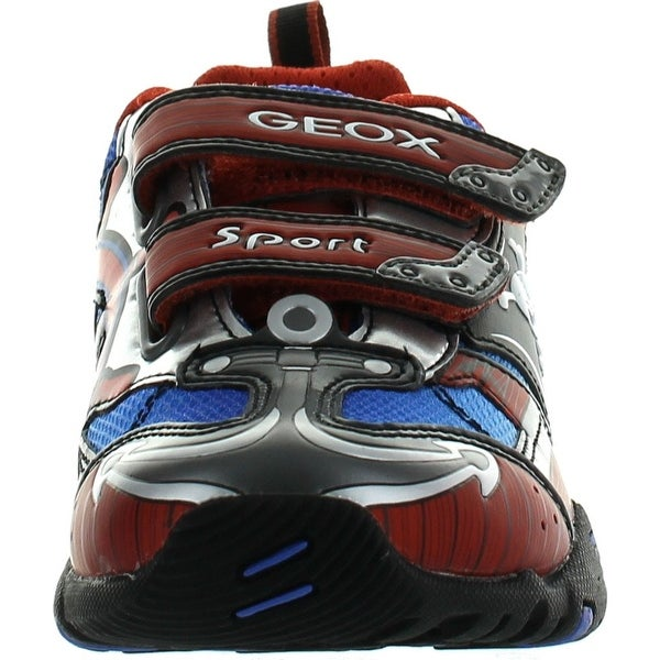 Geox Boys Lt Eclipse Kids Light Up Fashion Sneakers