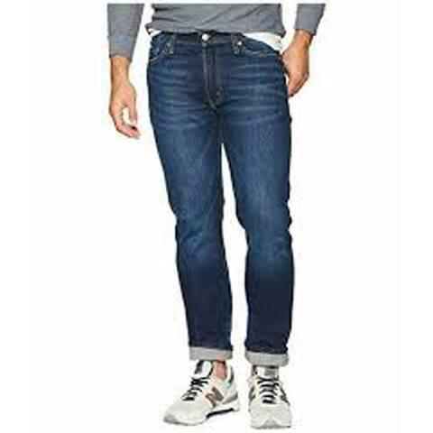 Levi's Men's 513 Slim Straight Jean, Ducky Boy - Stretch, 34W x 32L