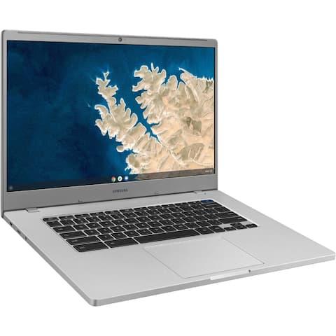 Samsung Chromebook 4+ 15.6 FHD Intel Celeron 4GB 32GB Chrome (Refurbished)