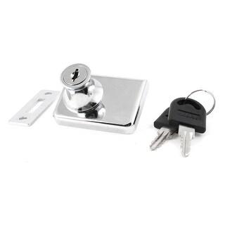 Replacment 10mm Thickness Cabinet Display Case Glass Door Lock