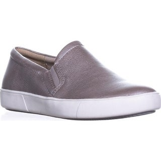 naturalizer Marianne Slip-On Fashion Sneakers, Silver Frost
