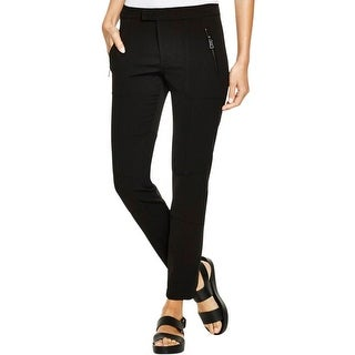 Vince Womens Casual Pants Stretch Flat Front