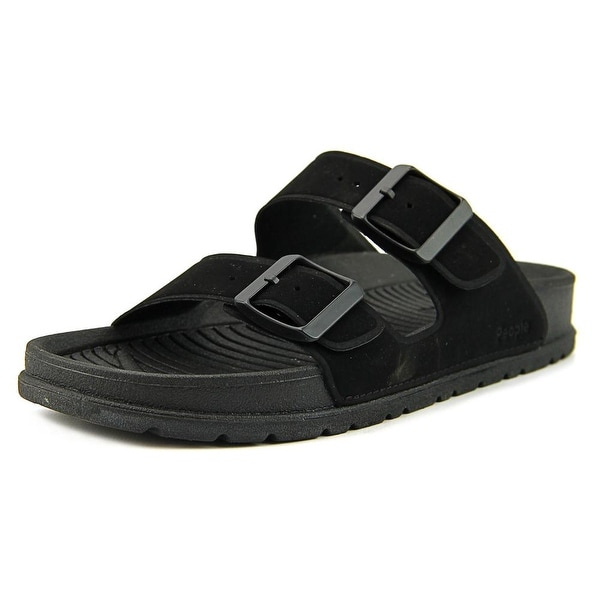 People Footwear The Lennon Women Open Toe Synthetic Slides Sandal