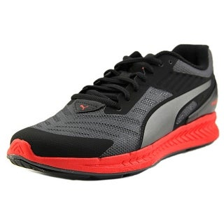 Puma Ignite v2 Jr Round Toe Synthetic Sneakers