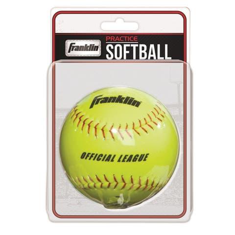 Franklin sports 10981 12 synth cork softball - yelw