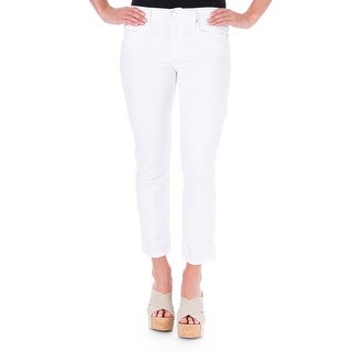 DKNY Jeans Womens Juniors Soho Skinny Jeans Denim Mid-Rise - 4